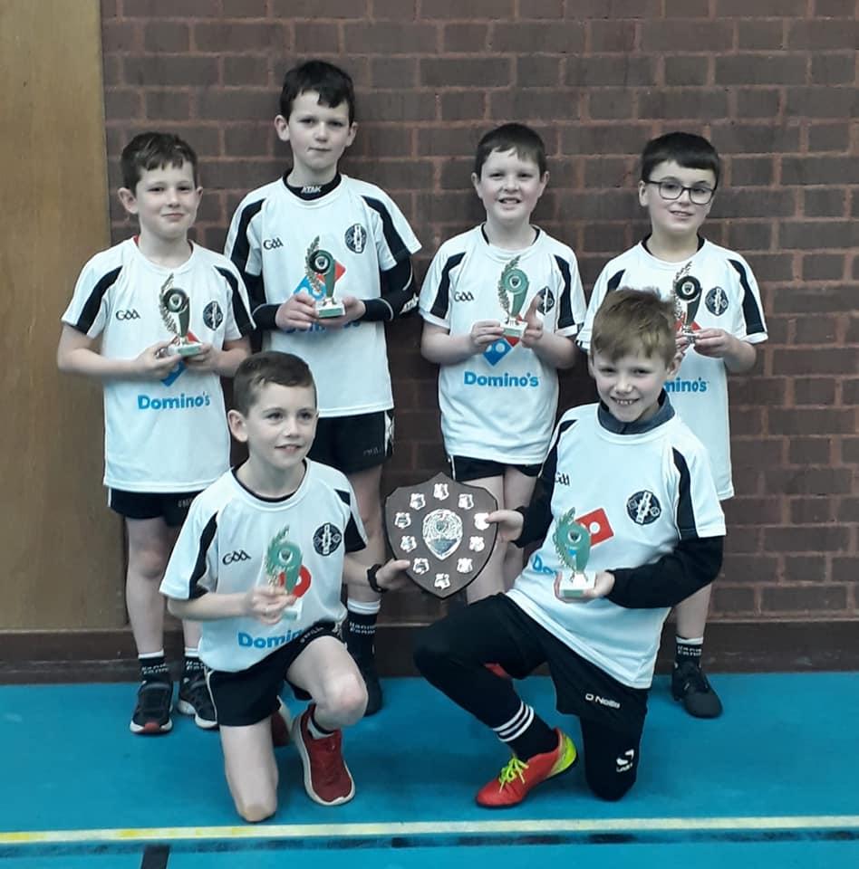 U10 in North Antrim Success
