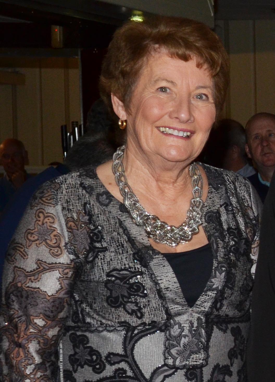 Mrs Dolores Duddy R.I.P