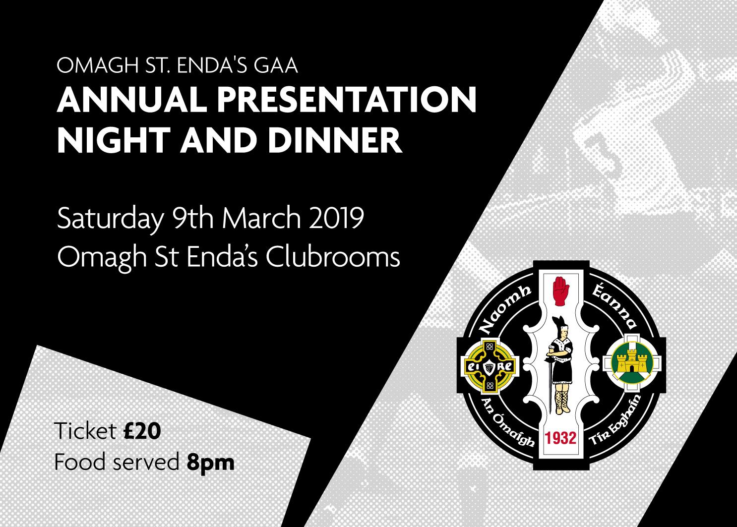 Annual Presentation Night