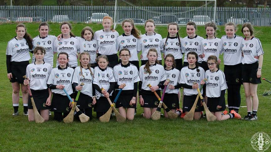 U10 Girls v Drumaragh