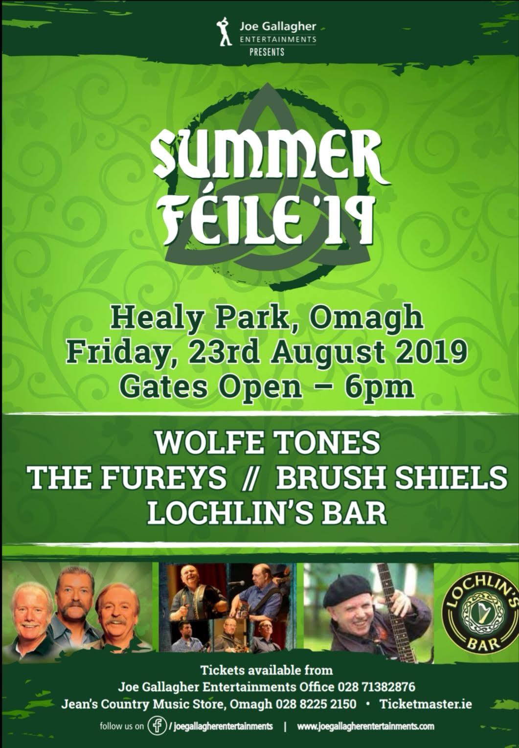 Summer Féile 2019