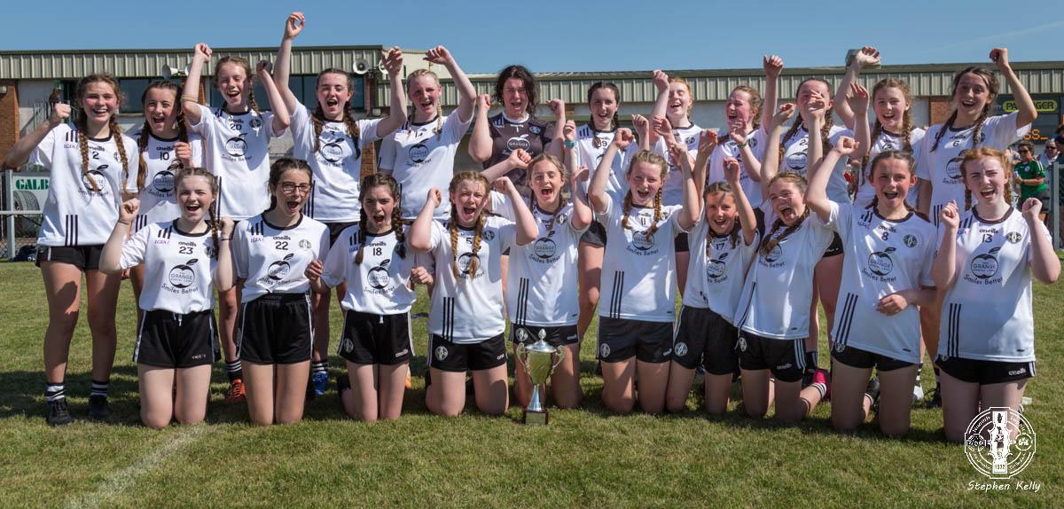 U14 Girls Win Grade 1 Championship